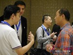 Business Networking  among C-Level Dating Industry Executives at the May 28-29, 2015 Beijing Far East Online and Mobile Dating Industry Conference