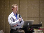 Daniel Haigh - COO of Oasis at the 2015 Far East Internet Dating Industry Conference in Beijing