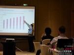 Shang Hsiu Koo - CFO of Jiayuan at the 2015 China China Mobile and Internet Dating Expo and Convention