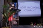 Gloria Diez - Business Development at Wamba at the 2015 iDate Awards Ceremony