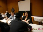 Investors, Funders, Mergers and Acquisitions Session at the January 20-22, 2015 Internet Dating Super Conference in Las Vegas