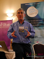 Dave Wiseman Vice President Of Sales And Marketing Speaking To The European Dating Market On Scam Detection Technology at the Euro and U.K. iDate conference and expo for matchmakers and online dating professionals in 2015
