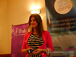 Juliette Prais CEO of Pink Lobster Dating Speaking at CEO Therapy at the October 14-16, 2015 Mobile and Internet Dating Industry Conference in London