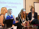 Panel On Effective Collaboration For Offline Dating At at the October 14-16, 2015 London European Internet and Mobile Dating Industry Conference