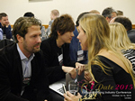 Speed Networking Among CEOs General Managers And Owners Of Dating Sites Apps And Matchmaking Businesses  at the 12th annual European iDate conference matchmakers and online dating professionals in London