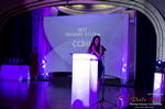 Jenny Gonzalez Presenting the Best Payment System Award at the 2016 Internet Dating Industry Awards Ceremony in Miami