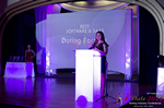 Jenny Gonzalez of Dating Factory Winner of Best Dating Software & Saas at the 7th annual iDate Awards Ceremony