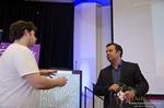 Kevin Hayes VP de Vendas de Anúncios da American Target Network sobre Opções de Propaganda em Radio e Televisão para Negócios Dating at the 43rd idate international global dating industry conference