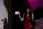 Julie Spira Presenting the Best Mobile Dating App Award at the January 26, 2016 Internet Dating Industry Awards Ceremony in Miami