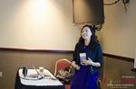 Violet Lim Fundadora da Lunch Atualmente Cobrindo os Mercados Dating Online de Singapura Malásia e Indonésia at the global online dating industry super conference 2016