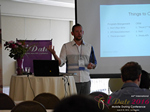 Kenny Hyder (VP of Equate Media)  at the June 8-10, 2016 Mobile Dating Negócio Conference in Califórnia