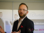 Julien Robert - CEO of Happy Couple at the 48th iDate Mobile Dating Negócio Trade Show